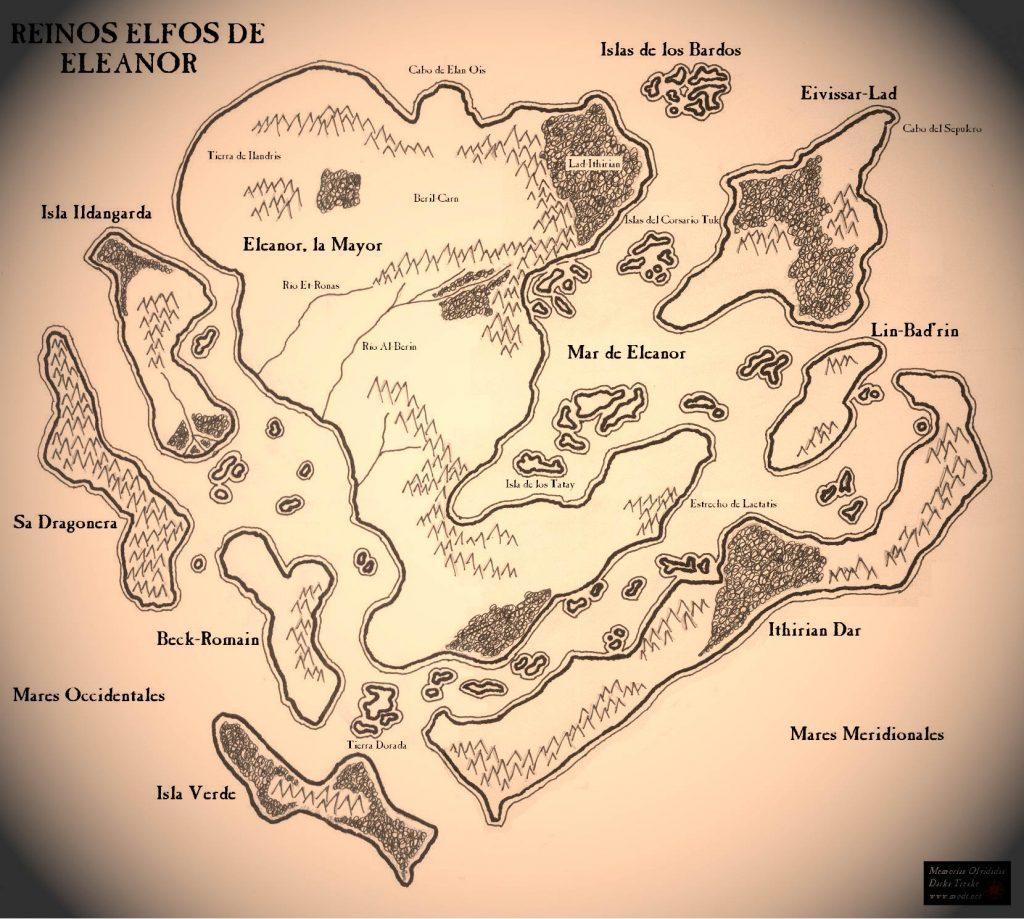 Reinos elfos