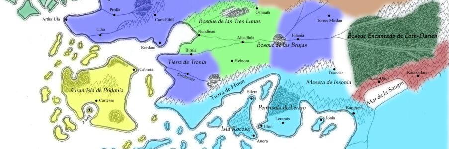 Crónicas de la Guerra de los Mil Años