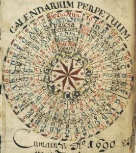 Calendarios principales de Mawol