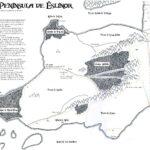 Península de Ësilinor durante la Guerra de los Mil Años